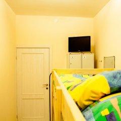 Мини-Отель Компас Кровать в общем номере с двухъярусной кроватью фото 5