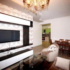 Апартаменты Rent in Yerevan - Apartment on Mashtots ave. Апартаменты 2 отдельными кровати фото 2