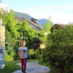 Hotel Rotwand Лаивес приотельная территория фото 2