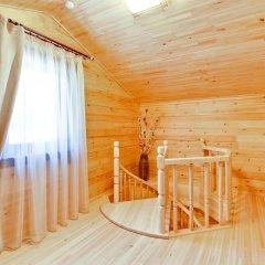 Гостиница Золотая бухта Бунгало с различными типами кроватей фото 15