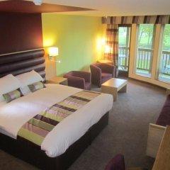 Gullivers Hotel 3* Представительский люкс с различными типами кроватей фото 7