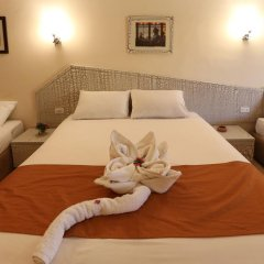 Отель Aqua Fun Club 3* Стандартный номер с различными типами кроватей фото 6