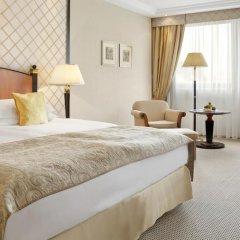 Kempinski Hotel Corvinus Budapest 5* Номер Делюкс с различными типами кроватей фото 10