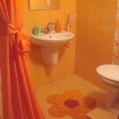 Отель Dom Eli Болгария, Поморие - отзывы, цены и фото номеров - забронировать отель Dom Eli онлайн ванная фото 2