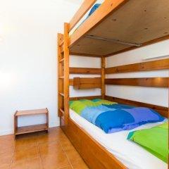 Отель Baleal Surf Camp Стандартный номер разные типы кроватей фото 3