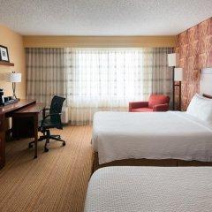 Отель Courtyard Milpitas Silicon Valley комната для гостей фото 5