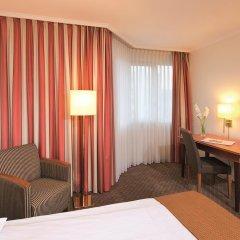 Leonardo Hotel Düsseldorf City Center 4* Стандартный номер с разными типами кроватей фото 2