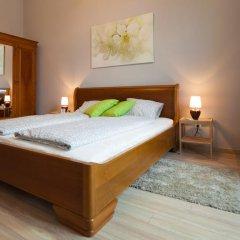 Апартаменты Mentha Apartments Будапешт комната для гостей фото 4