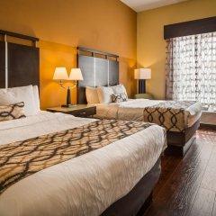 Отель Best Western Plus Manatee 2* Стандартный номер с различными типами кроватей фото 2
