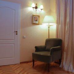 Апартаменты Central Apartments Львов Студия разные типы кроватей