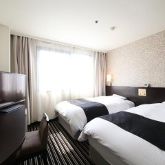 Отель APA Hotel Tokyo Kiba Япония, Токио - отзывы, цены и фото номеров - забронировать отель APA Hotel Tokyo Kiba онлайн комната для гостей фото 3
