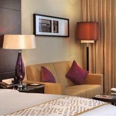 Jaipur Marriott Hotel 5* Номер Делюкс с двуспальной кроватью фото 3