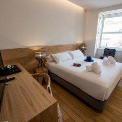 Отель Bluesock Hostels Porto 2* Стандартный номер разные типы кроватей фото 4