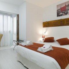 Отель Hostal Panizo Стандартный номер с различными типами кроватей