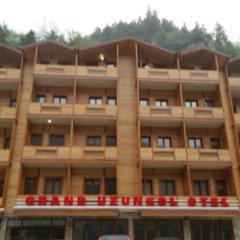 Grand Uzungol Hotel Турция, Узунгёль - отзывы, цены и фото номеров - забронировать отель Grand Uzungol Hotel онлайн вид на фасад