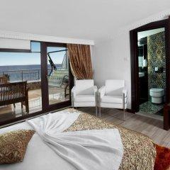 Sea Side Hotel 2* Люкс с различными типами кроватей фото 6