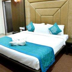 Отель OYO Premium Alankar Circle 3* Стандартный номер с различными типами кроватей фото 3