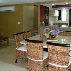 Отель Condominio Banus Diamante La Isla Acapulco комната для гостей фото 3