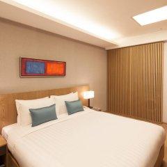 Отель Fraser Place Central Seoul 4* Студия с различными типами кроватей фото 3
