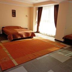 Mark Plaza Hotel 2* Стандартный семейный номер разные типы кроватей фото 6