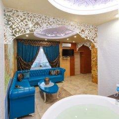 Мини-отель Бархат Представительский люкс разные типы кроватей фото 7
