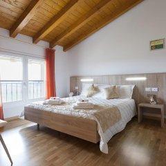 Отель Al Cavaliere Порденоне комната для гостей фото 3