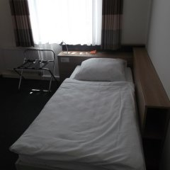Отель Townhouse Düsseldorf 3* Стандартный номер с различными типами кроватей