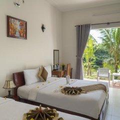 Отель Luna Villa Homestay 3* Стандартный номер с различными типами кроватей фото 3
