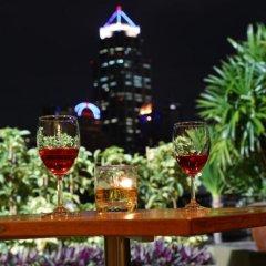 Отель The Dawin Бангкок балкон