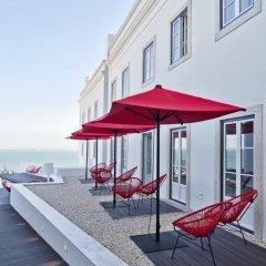 Отель Memmo Alfama 4* Стандартный номер с различными типами кроватей фото 5