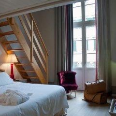 Отель Black 5 Florence 4* Стандартный номер с двуспальной кроватью фото 4