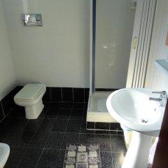 Отель Pensione Affittacamere Miriam Скалея ванная