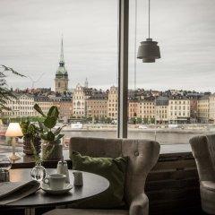 Отель Hilton Stockholm Slussen Швеция, Стокгольм - 9 отзывов об отеле, цены и фото номеров - забронировать отель Hilton Stockholm Slussen онлайн питание фото 2