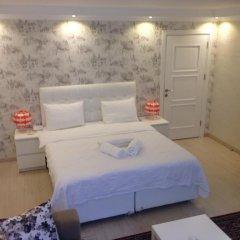 Отель Defne Suites Номер Делюкс с двуспальной кроватью