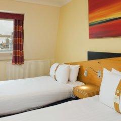 Отель Holiday Inn Express London Victoria 3* Стандартный номер с различными типами кроватей фото 2