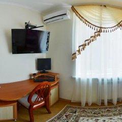 Кристина Отель 2* Люкс разные типы кроватей фото 10