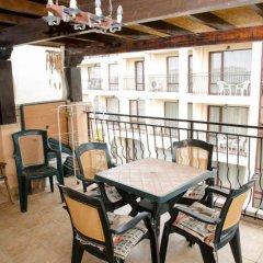 Отель Casa Del Mar Болгария, Солнечный берег - отзывы, цены и фото номеров - забронировать отель Casa Del Mar онлайн балкон