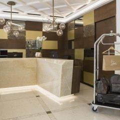 Отель Europa Splendid Италия, Горнолыжный курорт Ортлер - отзывы, цены и фото номеров - забронировать отель Europa Splendid онлайн интерьер отеля