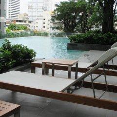 Отель The Cozy@The Base Pattaya бассейн фото 2