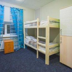 Хостел 338 Кровать в общем номере с двухъярусной кроватью