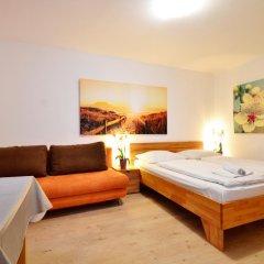 Отель Ajo Central Вена комната для гостей фото 4