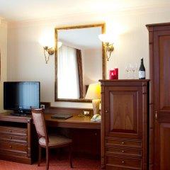 Бутик Отель Кристал Палас 4* Стандартный номер с разными типами кроватей фото 5