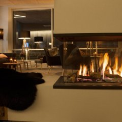 Aalborg Airport Hotel интерьер отеля фото 3
