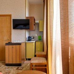 Гостиница Кузбасс Стандартный номер с двуспальной кроватью фото 5
