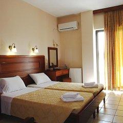 Отель Athinaiko 2* Стандартный номер с двуспальной кроватью фото 5