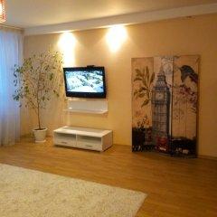 Апартаменты Apartment Red and White Студия с различными типами кроватей фото 33