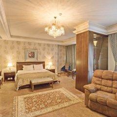 Отель Amman International 4* Представительский люкс с различными типами кроватей фото 8