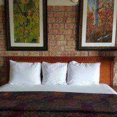 Отель Budget Host Platte Valley Inn 2* Улучшенный номер с различными типами кроватей фото 5