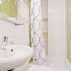 Отель Atocha Retiro Испания, Мадрид - отзывы, цены и фото номеров - забронировать отель Atocha Retiro онлайн ванная фото 2