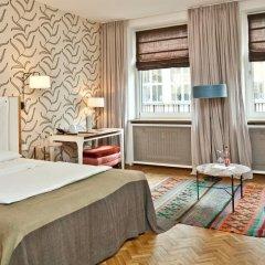 Отель CORTIINA 4* Улучшенный номер